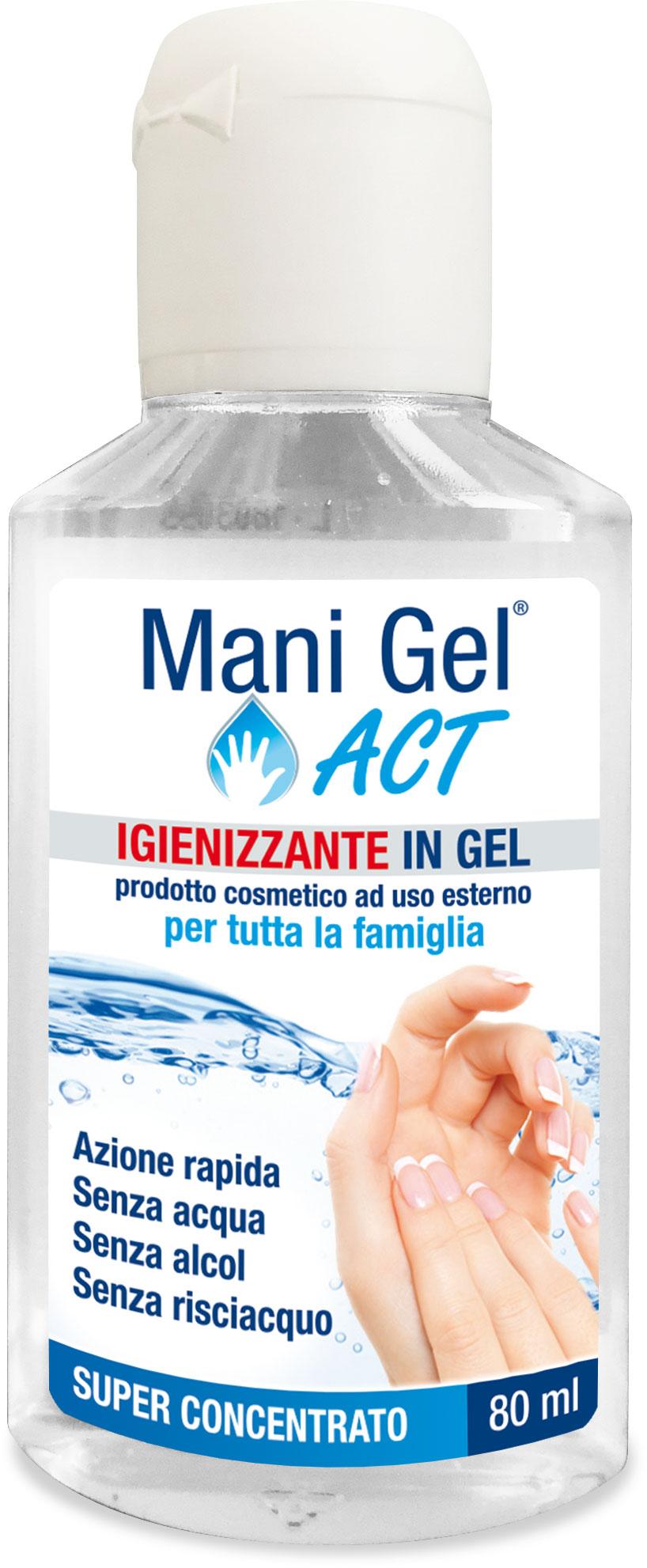 MANI GEL ACT